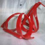 Red Bottle Cage