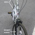 Water proof Bicycle Speed Meter