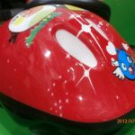 Kids cycling safety helmet