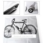 Water Proof Bicycle and motor bike cover