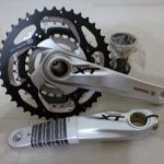 Shimano Deore XT 10 Speed Crankset 24-32-42 with BB