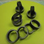 ==THICKNESS ANY SIZE==Carbon headset Ring 1.1/8 & 1.5 inch