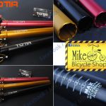 Lightweight Seatpost  TOTTA CNC Alloy**Clearance**
