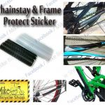 Chainstay Protector ( Carbon Pattern Sticker )