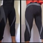 Silicon Gel 3 Quarter Cycling Pants