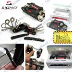 Sigma PT-16 Bicycle Multi tool 16 functions