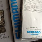 Shimano 8spd chain(Japan product) (free pos w.m)