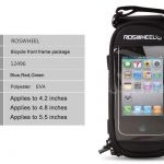 Roswheel Front Tube Bag Note4 Iphone Galaxy