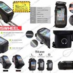 Roswheel Top Tube Bag (Smart phone)