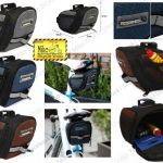 Roswheel Seatpost Bag (with Quick Release Buckle)