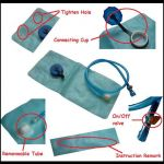 Hydration bag -water drinking bag