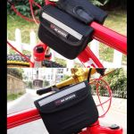 Top Tube Frame Double Side Bag (Hard Pack) -- free courier