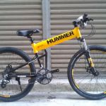 26er Hummer Folding Bike 21speed.