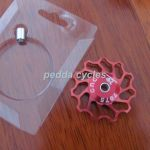 Jockey wheel 11T (Ceramic)  @ free pos