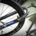 "JUST SERVICE!!! fox TALAS R 90-130mm - 6.8 inches or 170mm long steerer tube--- for 26"" rm999 offer!"