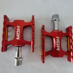 MDH PCC01 Pedals - Red Color