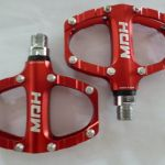 MDH PCA01 Pedals - Red Color