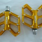 MDH PXC04 Pedals - Gold Color