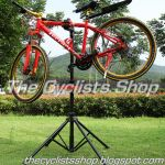 Heavy Duty Alloy Body Bicycle Repair Stand (Brand New) *Ready Stock !
