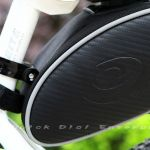 Original ~ Roswheel Texture series bicycle saddle bag fashio