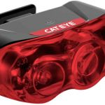 CatEye Rapid 3 Cycling Rear Safety Light - free pos