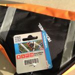 Roswheel frame 3side bag --  free courier