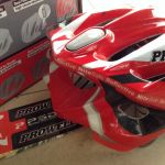 Prowell F-55R Phonex helmet High quality - Size M  (Taiwan)  Free Courier