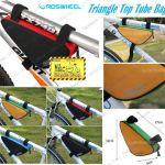 Roswheel Triangle Top Tube Bag / Front Tube Triangle Bag