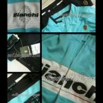 Original Bianchi Retro Bike Wear