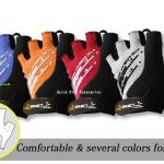 Original ~ Spakct cycling safety-gloves with gel