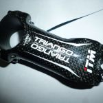 ITM R Triango 70mm (Guaranteed Original) - USed only one ride bike fitting - Just like new
