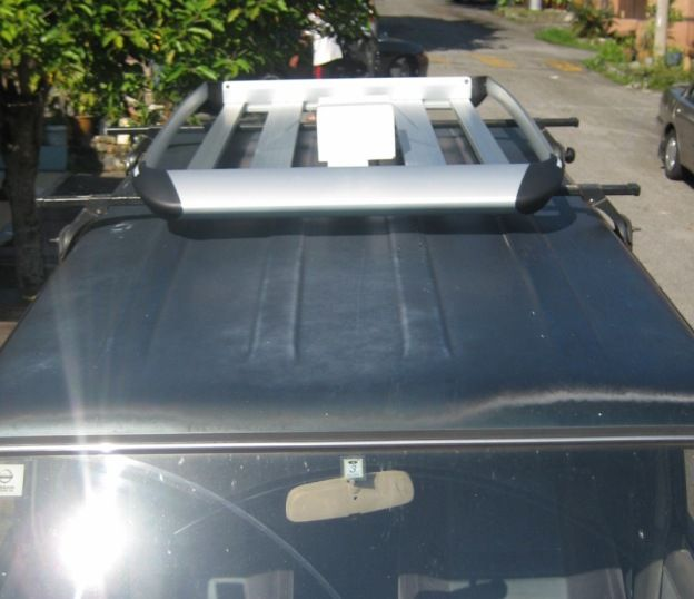 Thule Carrier Basket Model Xpedition 822