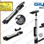 GIYO GM-71 Mirco Floor Pump W/Gauge 140psi