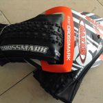 Maxxis Crossmark 27.5 x 1.95 Folding Bead Tires Taiwan (Pair) -- free courier