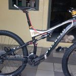 Frames +fox only Specialized Stumpjumper FSR 2014 + Front Suspension Fox Travel : 140mm Can Fit 27.5