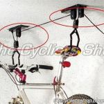 Ceiling Hanging Bike Display (Brand New) *Ready Stock !