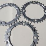 Shimano Chain Ring 44T 32T 104BCD @ free pos