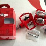 Wellgo R120b SPD 2 In 1 Pedal @ free pos