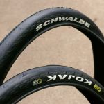 "Schwalbe 20"" 406 Tires For Folding Bike"