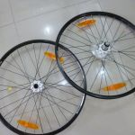 Author Neon SuperGrade Wheelset