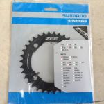 Shimano ZEE 34/36T Single Chain Ring Speed --  free courier