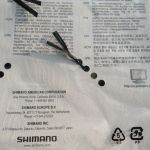 Shimano Zee 34-36T Single Speed Chain Ring @ free pos