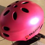 Razor Full Cover Helmet  Folding/MTB --  free courier