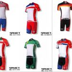Original ~ Spakct Bicycle physical culture with jersey and s