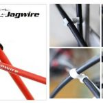 Jagwire wire clips / handcuffs clips