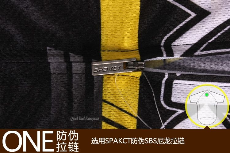 Original ~ Spakct Design apparel for cycling suit