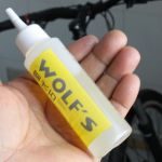 Wolf's Bicycle Lubricant