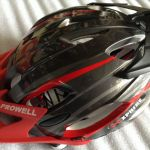 Prowell X-9 X-Phere Black/Red (Taiwan) Size M @ free pos