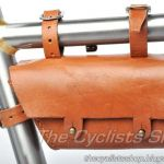 100% Handmade Classic Leather Top Tube Bag (Brand New) *Ready Stock !