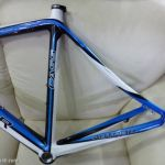 Author CA55 Full Carbon Frame with Fork (Czech Designed JApan Carbon) - Last piece clearnce rm2299!